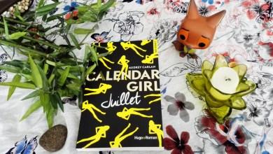 Photo of Calendar Girl Tome 7 – Juillet de Audrey Carlan