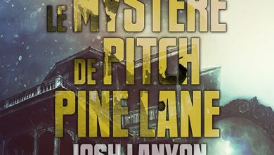Photo of Le Mystère de Pitch Pine Lane, de Josh Lanyon
