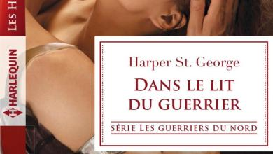 Photo of Dans le lit du guerrier de Harper St. George