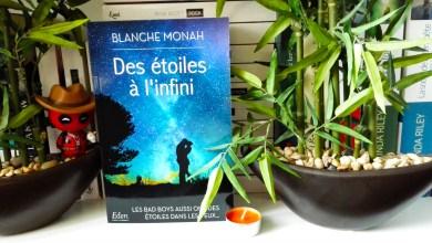 Photo of Des étoiles à l'infini de Blanche Monah