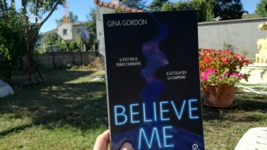 Photo de Believe Me de Gina Gordon