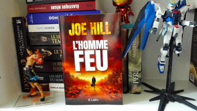Photo of L'Homme Feu de Joe Hill