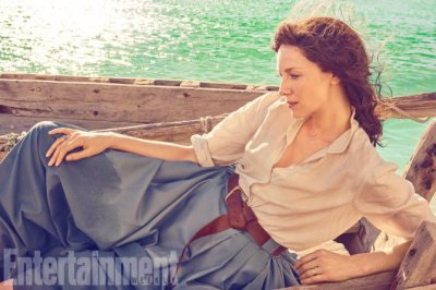 Outlander Saison 3 - Photoshoot EW (6)