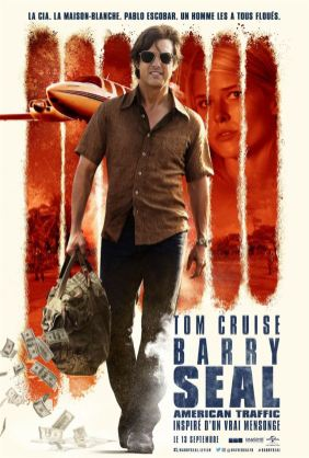 Barry Seal - Affiche