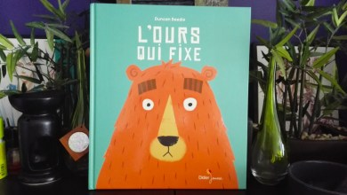Photo of L'Ours qui Fixe de Duncan Beedie