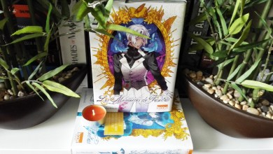 Photo of Les mémoires de Vanitas T2 de Jun Mochizuki