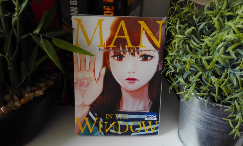 Photo of Man in the window T2 de  Masatoki & Anajiro