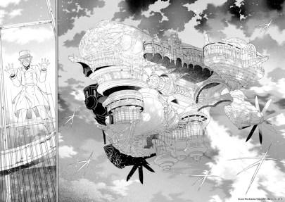 Les mémoires de Vanitas - Extrait japonais