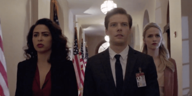 Quantico Saison 2 : Nimah, Clay et Shelby