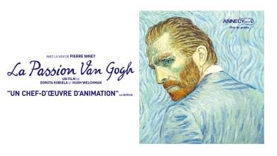 Photo de La passion de Van Gogh, 2017