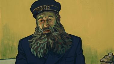 La passion de Van Gogh - Le facteur