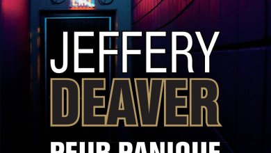 Photo of Peur panique de Jeffery Deaver