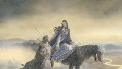 Photo de Beren et Lúthien de J.R.R. Tolkien