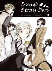 Bungô Stray Dogs T1