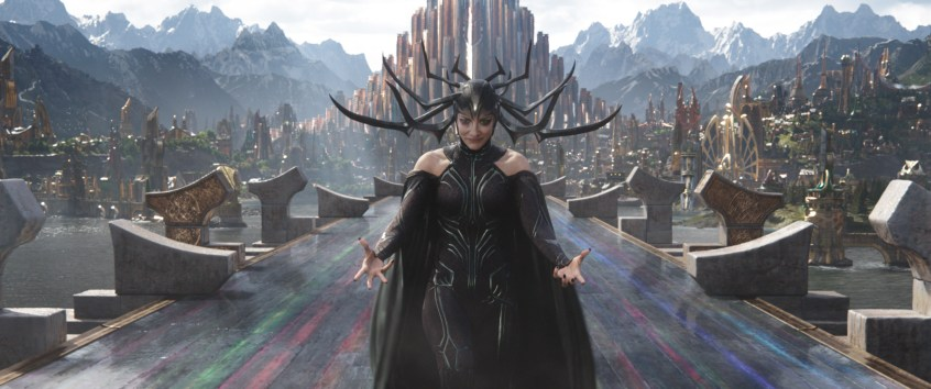 Thor Ragnarok - Hela 2