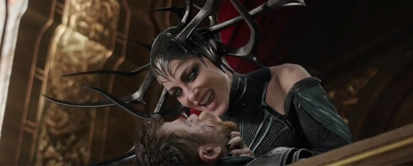 Thor Ragnarok - Hela et Thor