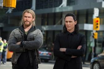 Thor Ragnarok - Thor et Loki Midgard