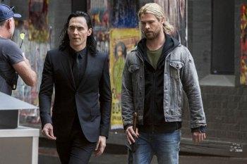 Thor Ragnarok - Thor et Loki Midgard 2