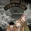 Voyage au centre de la Terre de Norihiko Kurazono et Jules Verne
