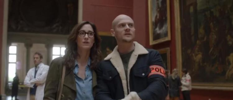 L'Art du crime - Duo au musée