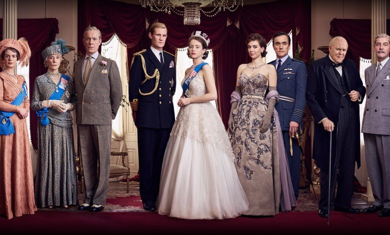 Photo of The Crown, Saison 1 et 2 de Peter Morgan