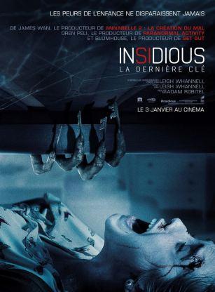 Inisidious: La dernière clé