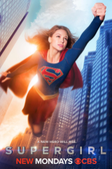Supergirl S1 Poster