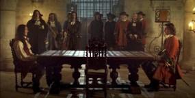 Versailles - Louis et Guillaume négociation