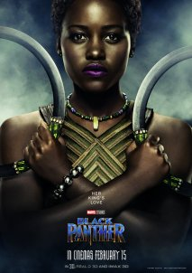 Black Panther - Promo Nakia