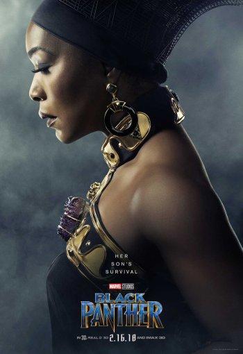 Black Panther - Promo Ramonda