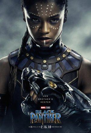 Black Panther - Promo Shuri