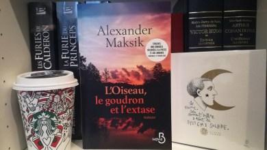 Photo of L'oiseau, le goudron et l'extase d'Alexander Maksik