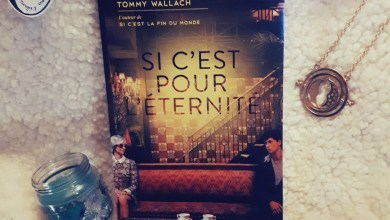 Photo of Si c'est pour l'éternité de Tommy Wallach
