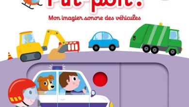 Photo of Pin-pon ! Mon imagier sonore et animé des véhicules