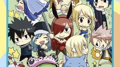 Photo de Fairy Tail S de Hiro Mashima