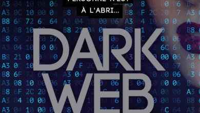 Photo of Dark Web de Dean Koontz