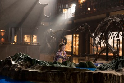 © : Jurassic World : Fallen Kingdom de Juan Antonio Bayona