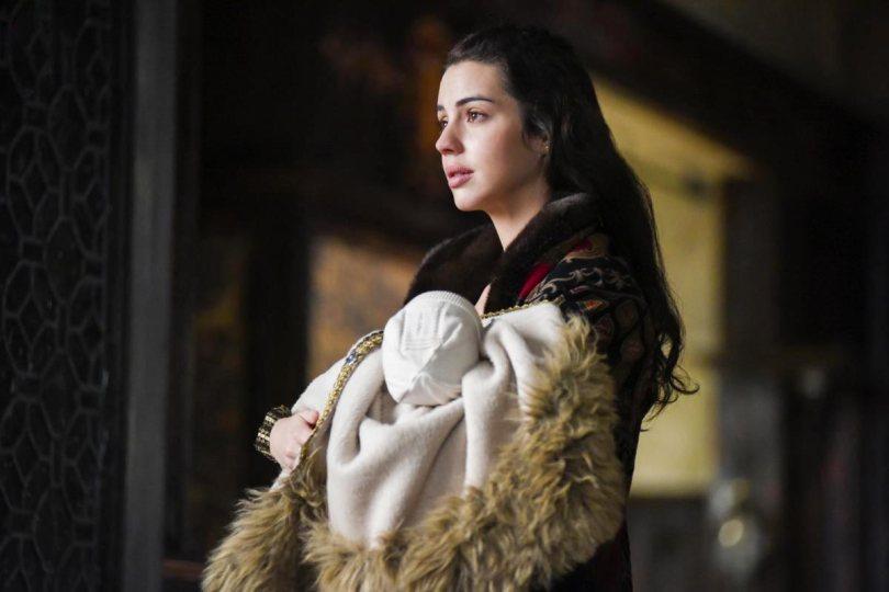 © : Reign : Le Destin d'une reine, deBrad Silberling