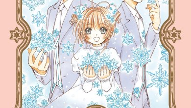 Photo de Card Captor Sakura, tome 3 & 5 de Clamp