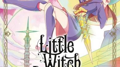 Photo of Little Witch Academia, tome 1 de Keisuke Sato