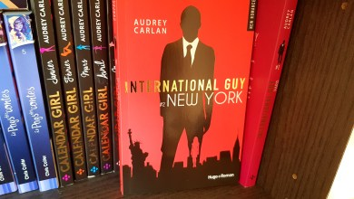 Photo de International Guy, Tome 2 – New York de Audrey Carlan