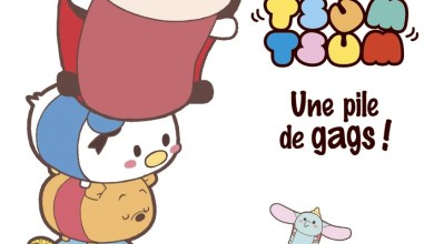 Photo of Tsum Tsum : Une pile de gags ! de C. Bouvier et Shirota