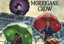 Photo of Nevermoor T1 : Les défis de Morrigane Crow de Jessica Townsend