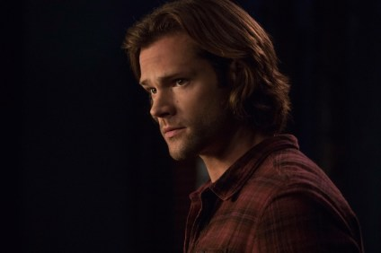 """Supernatural -- """"The Rising Son"""" -- Image Number: SN1302b_0255.jpg -- Pictured: Jared Padalecki as Sam -- Photo: Jack Rowand/The CW -- © 2017 The CW Network, LLC All Rights Reserved."""