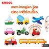 Mon imagier-jeu des véhicules de Nathalie Chou