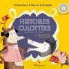 Histoires Culottées de Stéphane Servant & Laetitia Le Saux