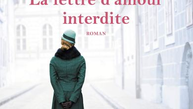 Photo of La lettre d'amour interdite de Lucinda Riley