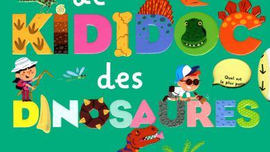 Photo of Le Kididoc des Dinosaures de Sylvie Baussier et Didier Balicevic