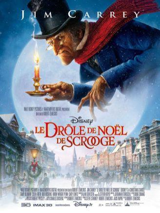 Le Drole de Noel de Scrooge JC décembre 2018