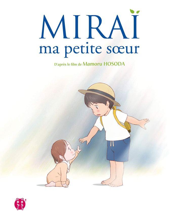 Mirai Ma Petite Soeur Critique : mirai, petite, soeur, critique, Miraï, Petite, Sœur